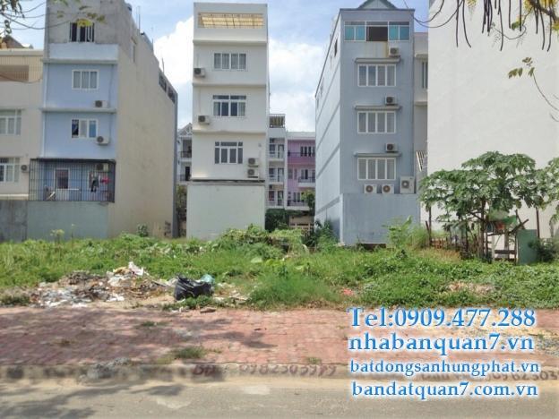 Bán đất nền dự án Him Lam Kênh Tẻ
