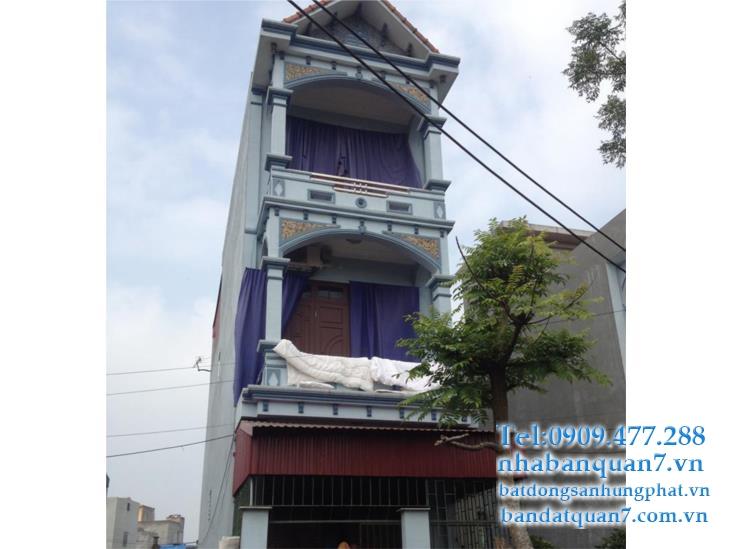Bán nhà mặt tiền Trần Xuân Soạn 4x25 giá 8 tỷ
