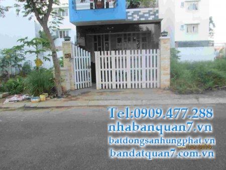 Bán đất nền Kim Sơn quận 7