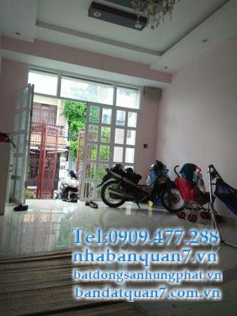 bán nhà đường số 41 phường tân quy