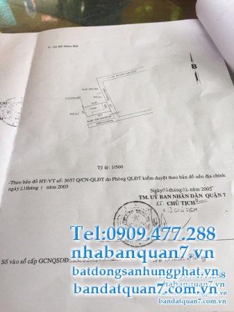Đất bán hẻm 1041 Trần Xuân Soạn