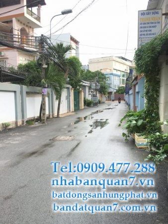 bán đất hẻm 791 Trần Xuân Soạn