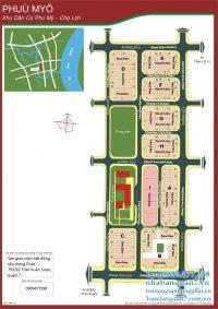 bán đất f13 phú mỹ chợ lớn quận 7