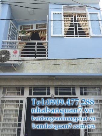 bán nhà hẻm 167 Phạm hữu lầu