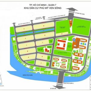 Bán đất C46 tdc Phú Mỹ