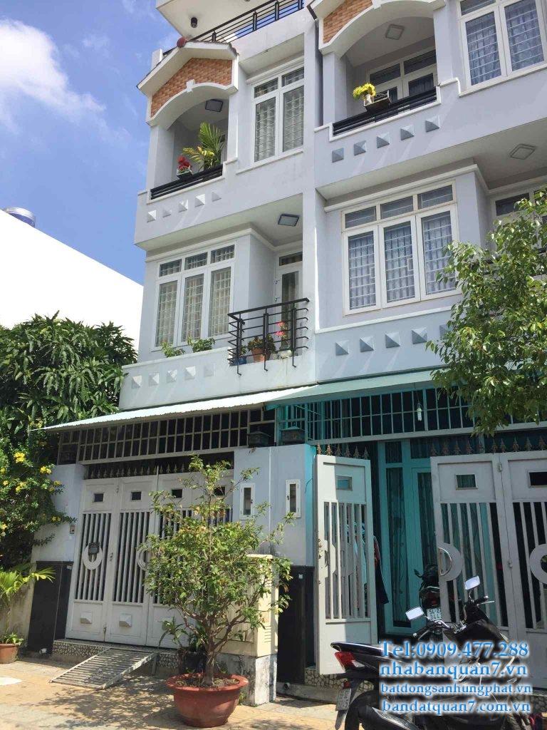 Bán nhà KDC An Phú Hưng
