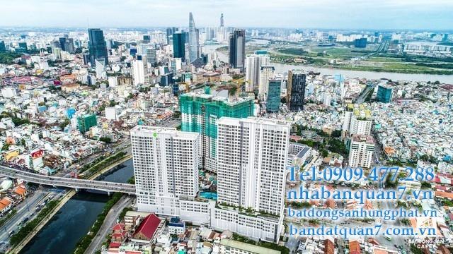 Cơ sở tăng trưởng của thị trường bất động sản TP HCM trong thời gian tới.