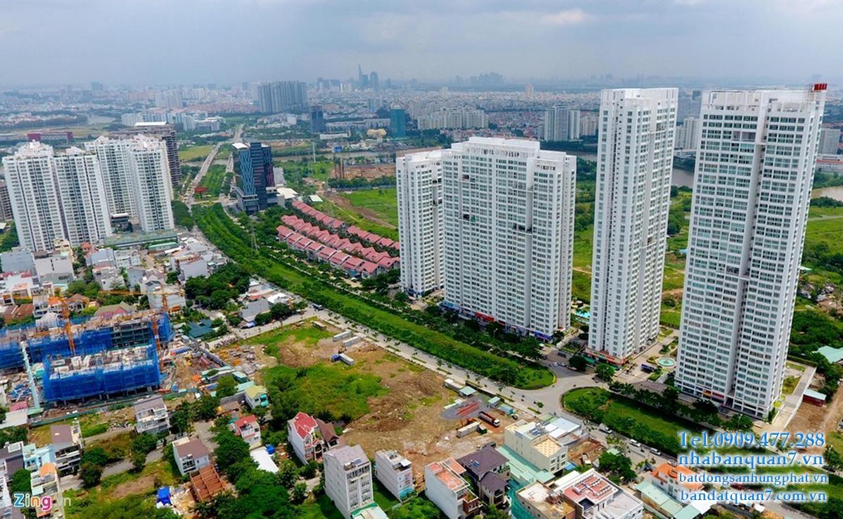Bất động sản Nhà Bè khẳng định vị thế trên thị trường trong vài năm tới.
