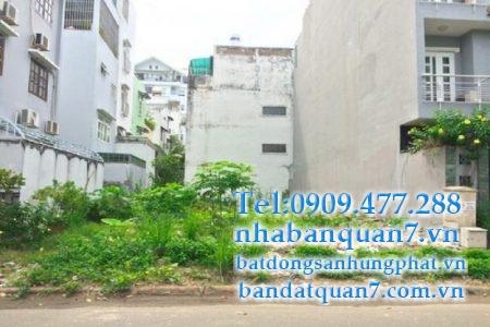 Bán gấp lô đất mặt tiền đường D4 Him Lam