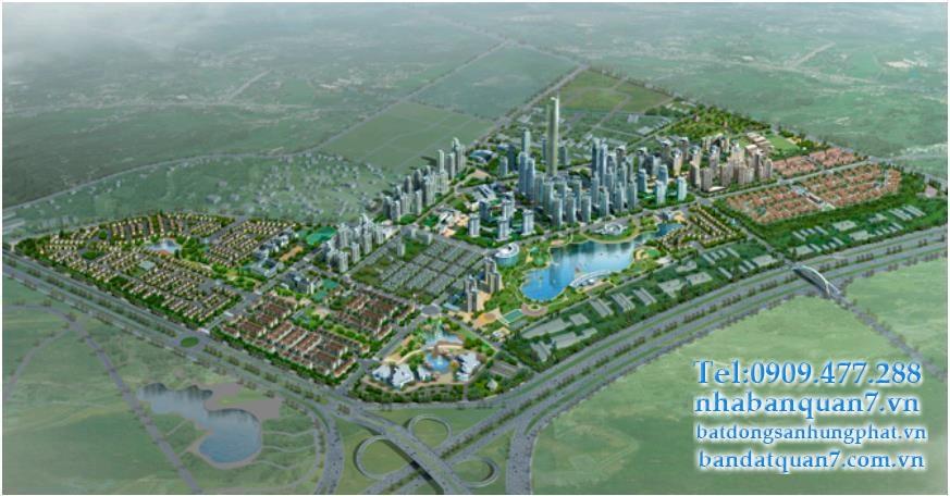dự án GS Metrocity Nhà Bè