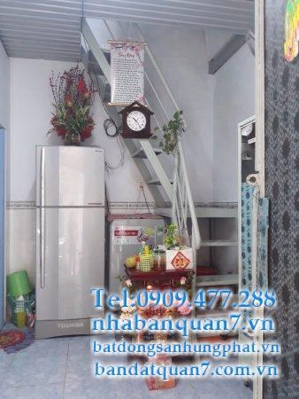 Bán nhà đường Mai Văn Vĩnh quận 7