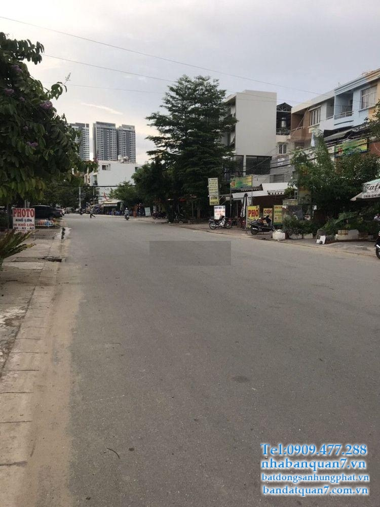 Bán đất đường số 8 Tân Quy