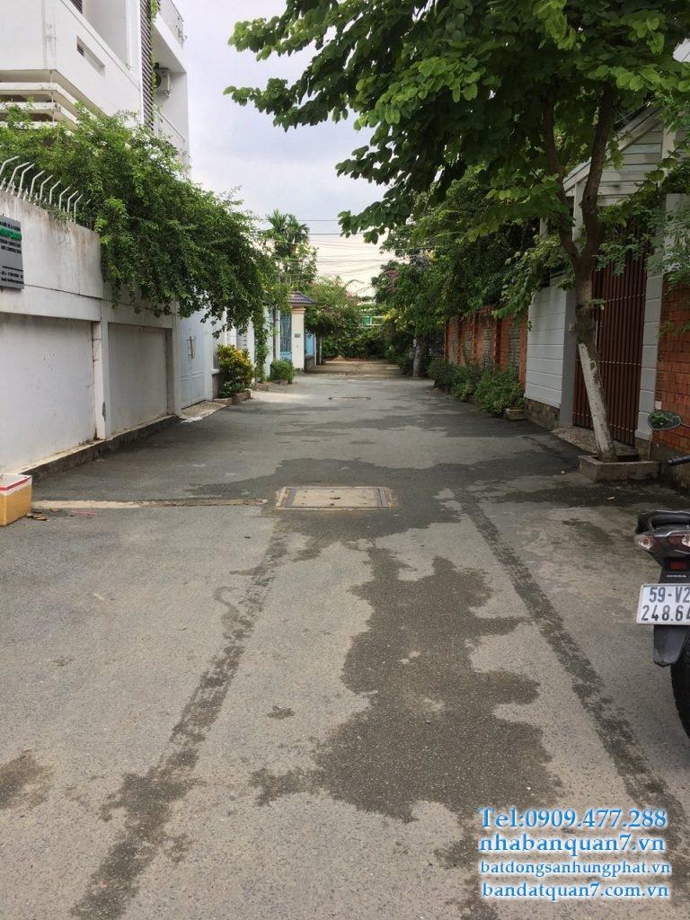Bán đất khu Kiều Đàm hẻm 793 Trần Xuân Soạn