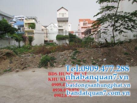 Bán đất mặt tiền khu Kiều Đàm diện tích 4x15m