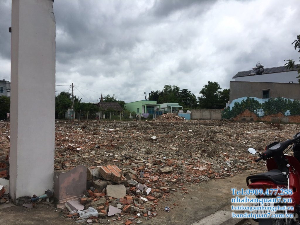 Bán đất đường LÊ Văn Lương Năm Sanh