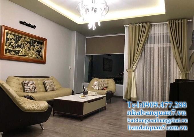 Bán nhà phường Tân Phú Quận 7