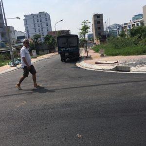 Bán đất khu tái định cư Phú mỹ