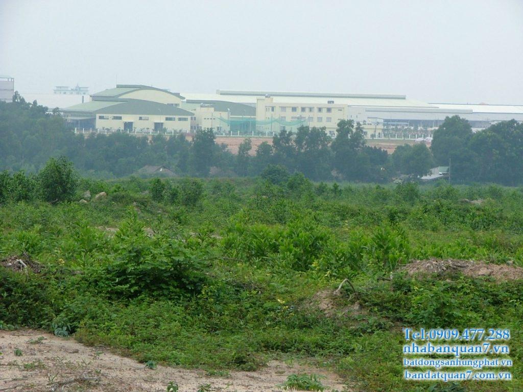 Khu dân cư Phước Kiển Thái Sơn, 10x25m.