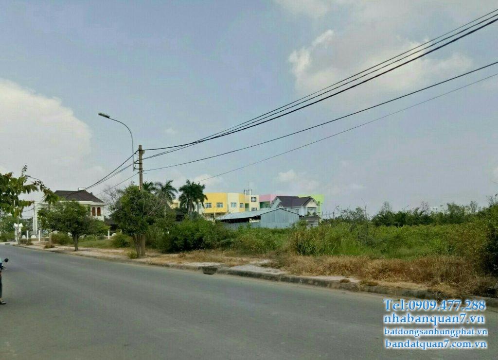 Bán đất Phú Mỹ Belleza