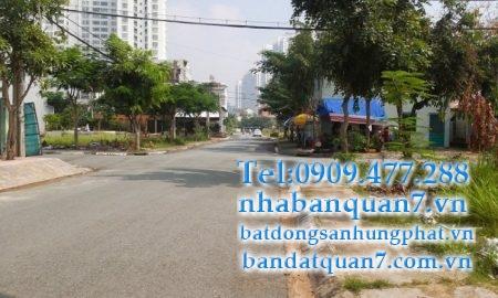 Bán nhà phố Nam Long Phú Thuận q7