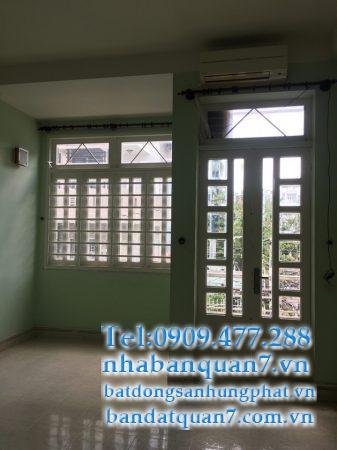 Cho thuê nhà Kiều Đàm phường Tân Hưng