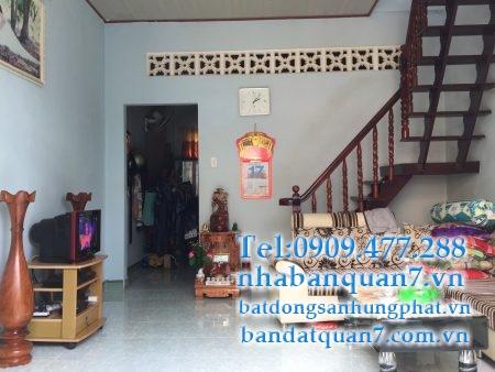 Bán nhà đường Phạm Hữu Lầu