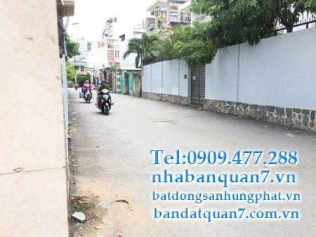 Bán đất biệt thự quận 7 khu Kiều Đàm