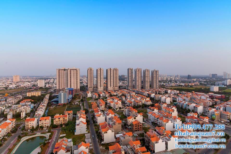Khu dân cư phường Tân Hưng