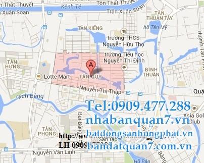 Khu dân cư Tân Quy