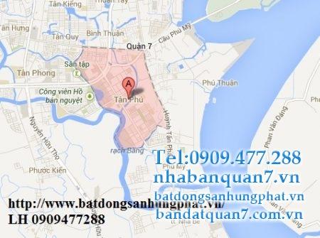 Khu dân cư Tân Phú