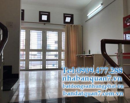 Bán nhà hẻm 865 Huỳnh Tấn Phát