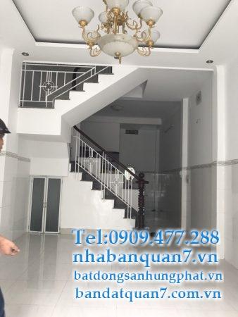 Bán nhà đường số 47 Tân Quy