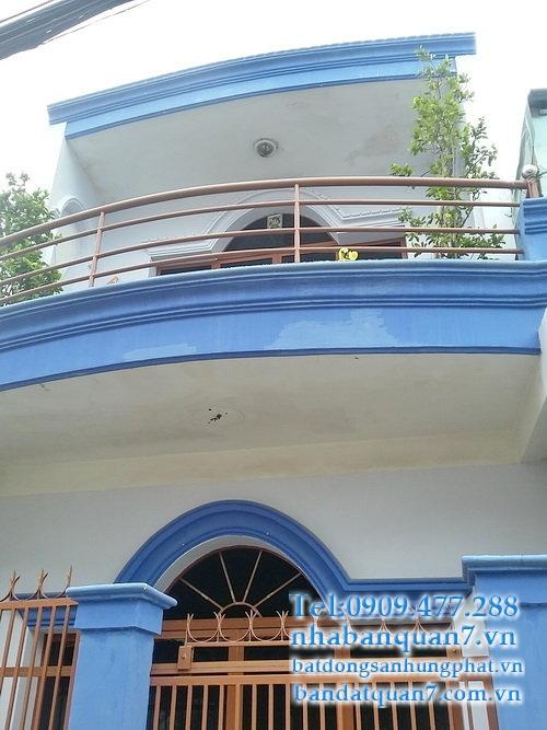 bán nhà hẻm 944 đường Huỳnh Tấn Phát