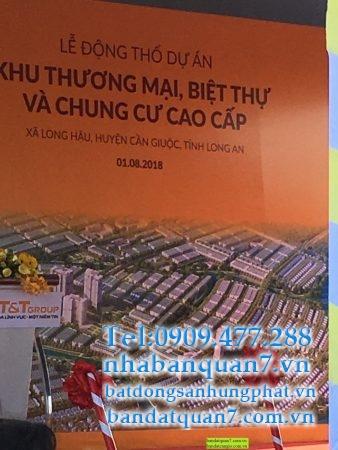 Dự án nhà phố Nam Sài Gòn 2