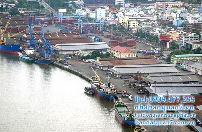 TP.HCM sẽ di dời toàn bộ cảng trên sông Sài Gòn