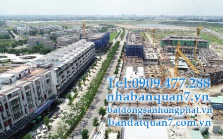 Cuối năm, bất động sản khu vực nào tại TP.HCM hút nhà đầu tư?