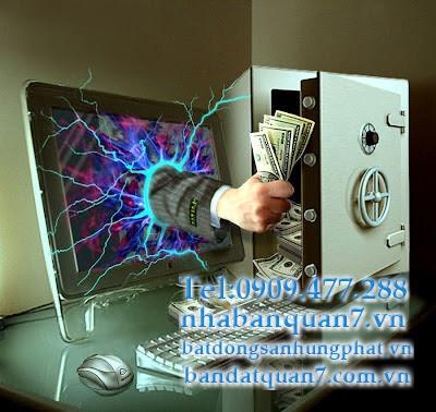 Ăn cắp tiền thời đại công nghệ 4.0 trong lĩnh vực bất động sản