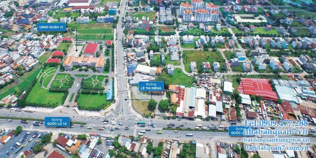 Top 5 quận thuê nhà nguyên căn giá rẻ tại TPHCM