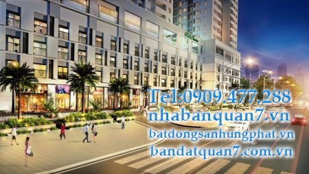 Bán Shophouse Sunrise city quận 7