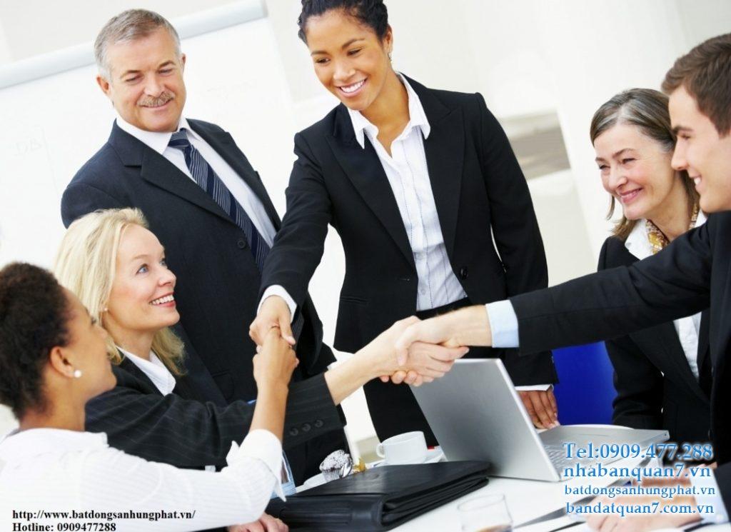 Cách xin việc vào công ty bất động sản như thế nào?