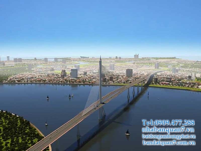 TP.HCM khởi động dự án cầu đường bộ duy nhất nối Cần Giờ với TP.HCM