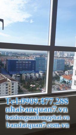 Chính chủ cho thuê officetel Sunrise City View q7