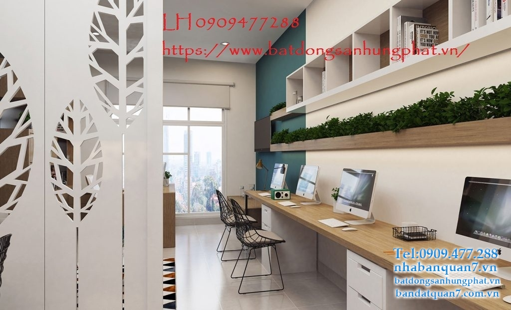 Cho thuê officetel dự án Sunrise City View
