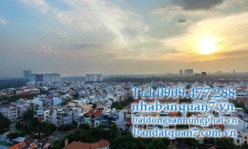 """Buôn nhà phố Sài Gòn """"một vốn bốn lời"""" thời sốt đất"""