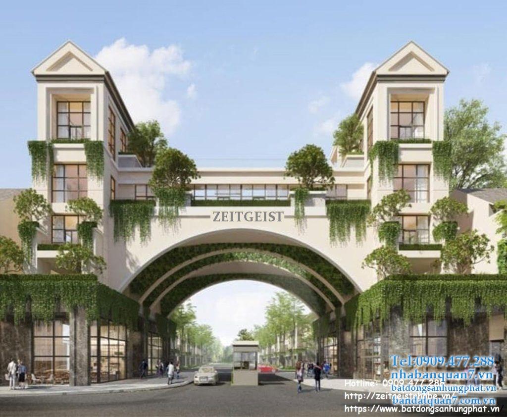 Khu đô thị thông minh Nhà bè thành phố Hồ Chí Minh