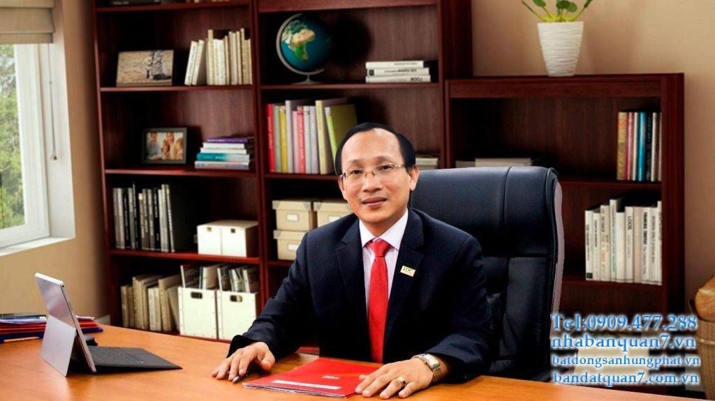 Ông Nguyễn Minh Khang, Tổng Giám đốc LDG Group nhận định, bất động sản là kênh đầu tư an toàn trong mùa dịch bệnh.