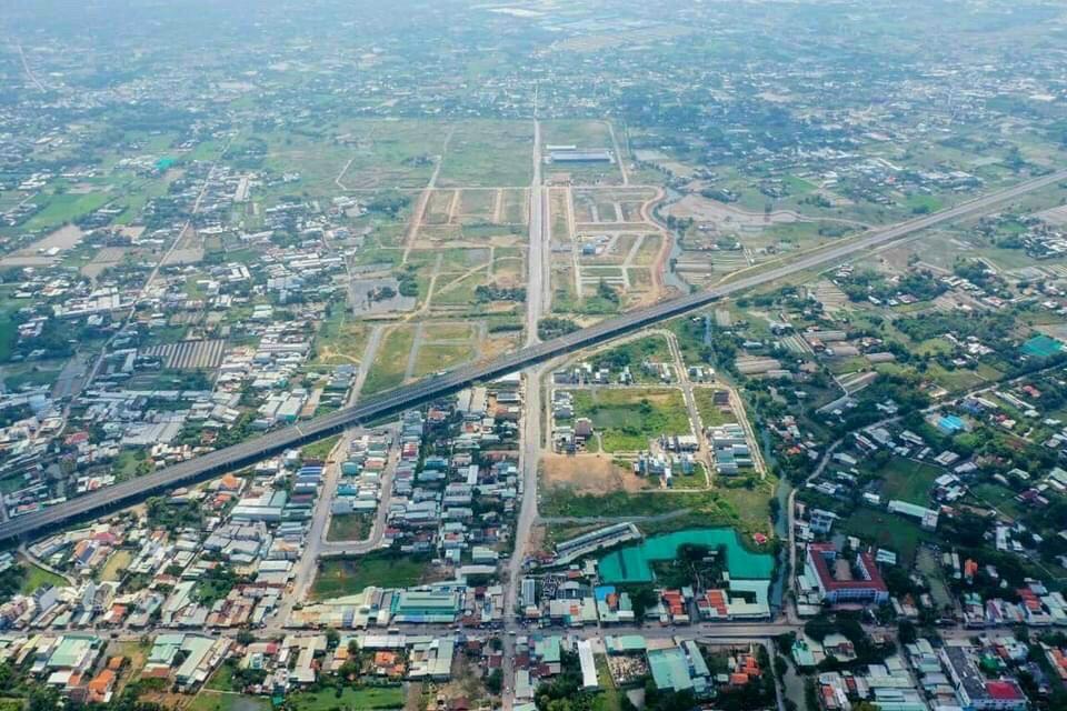 Long An – điểm nhấn chờ bùng nổ của thị trường BĐS Tây Sài Gòn
