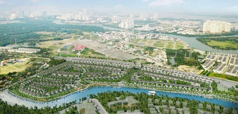 Dự báo diễn biến một số phân khúc bất động sản năm 2021