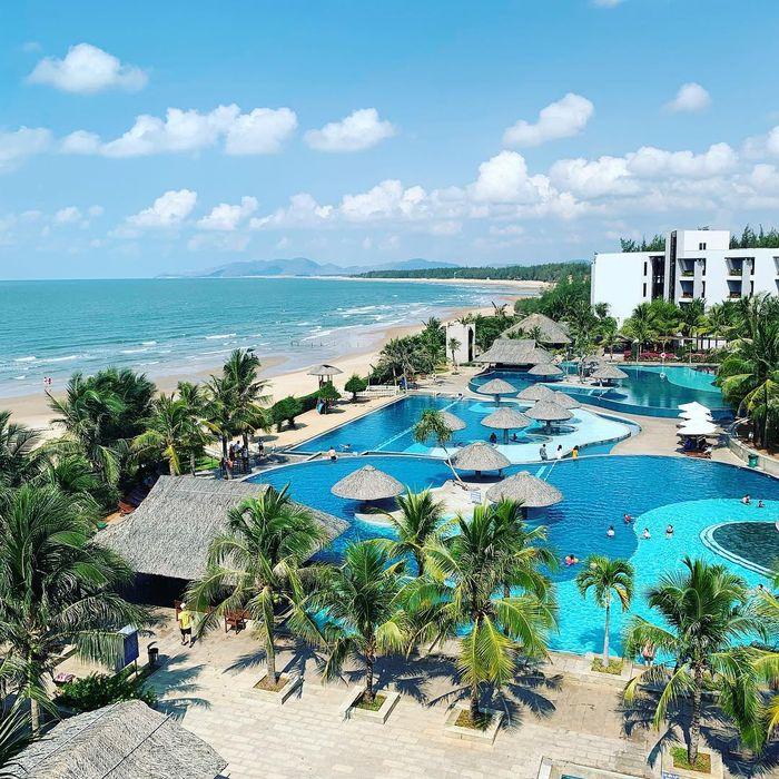 Dự án Hyatt Regency Hồ Tràm cùm căn hộ biệt thự nghĩ dưỡng cao cấp view biển