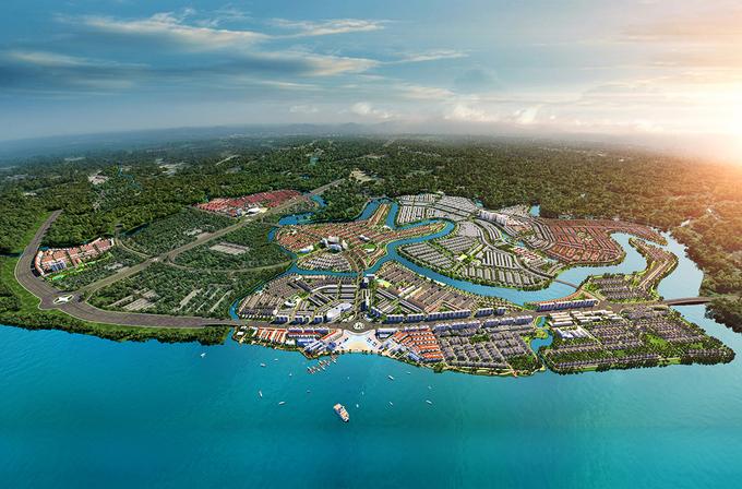 Nhà đầu tư tìm kiếm đại đô thị sinh thái để xuống tiền